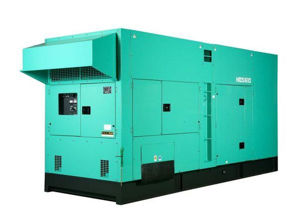 Аренда дизель-генератора NipponSharyo 500 кВт в РентПром
