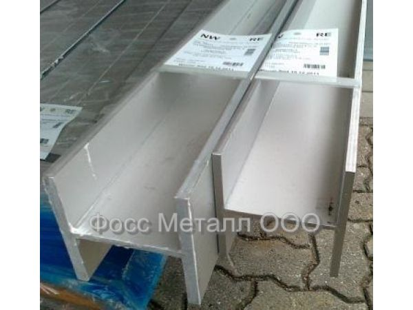 ДВУТАВР нержавеющий IPE сварка лазером AISI 304 - под заказ из Европы