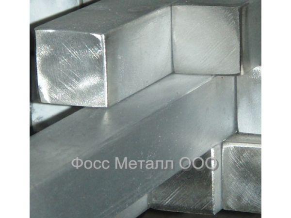 Квадрат нержавеющий шлифованные холоднотянутый AISI 304 - под заказ
