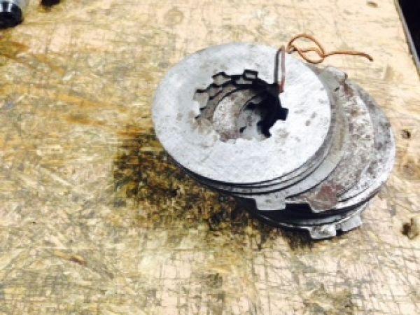 фрикционные диски на фрезерные станки