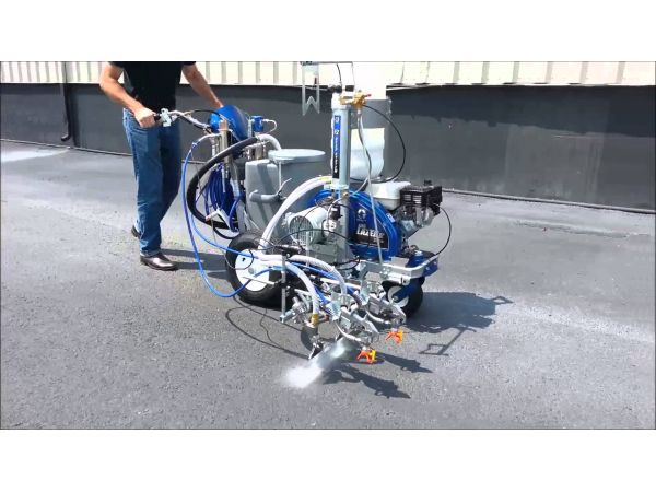 Разметочная машина Graco LineLazer 200 HS