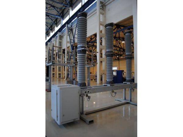 Выключатель элегазовый ВГТ-110-40/2500