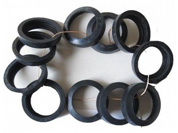 Кольцо уплотнительное 38-72 по 10 рублей