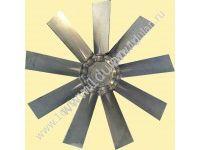Крыльчатка осевого вентилятора