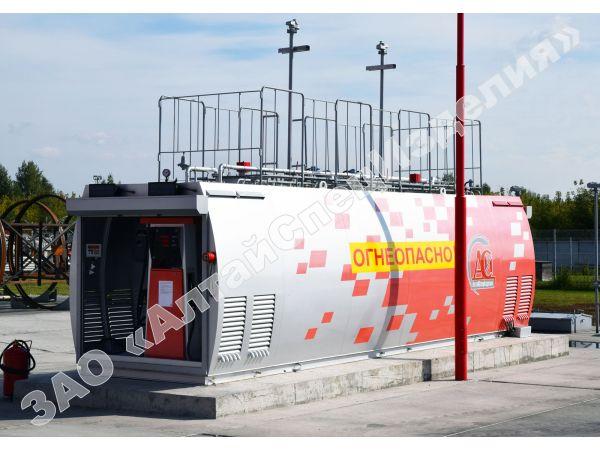 Производство и поставка персональных АЗС, топливозаправочных пунктов