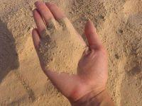 Песок кладочный мелкий