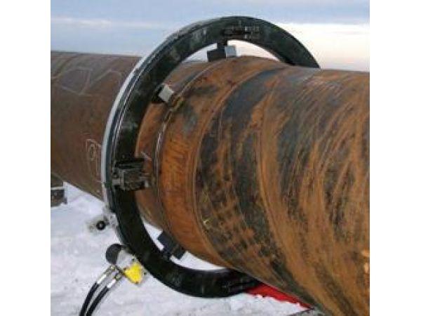 Труборезы Clamshell разъемные пр-ва Mactech для резки труб и подготов