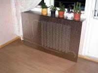 Металлические перфорированные экраны для батареи, радиаторов отопления