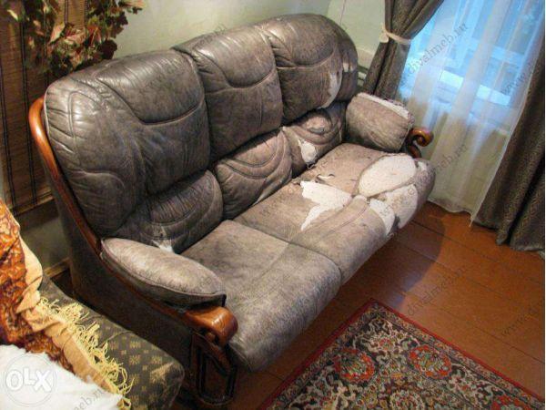 Вывоз дивана утилизация