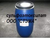 Лауретсульфат натрия, Сульфоэтоксилат, Сульфоэтоксилат натрия
