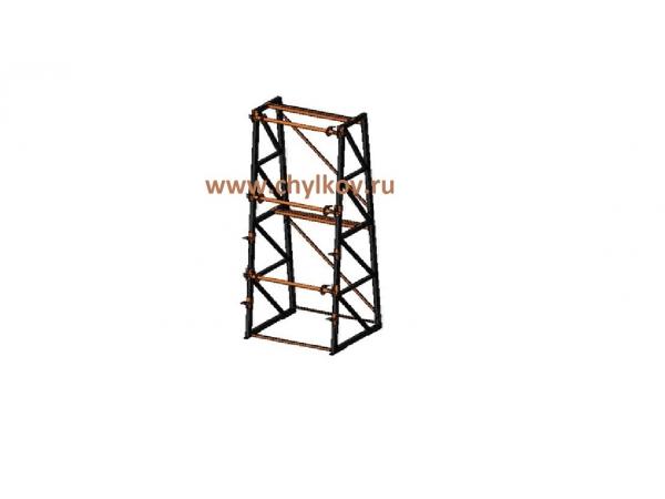 Стеллаж кабельный  СКБ 4,5-4