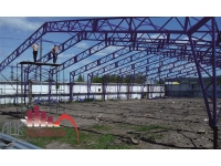 Металлокаркас для строительства зданий
