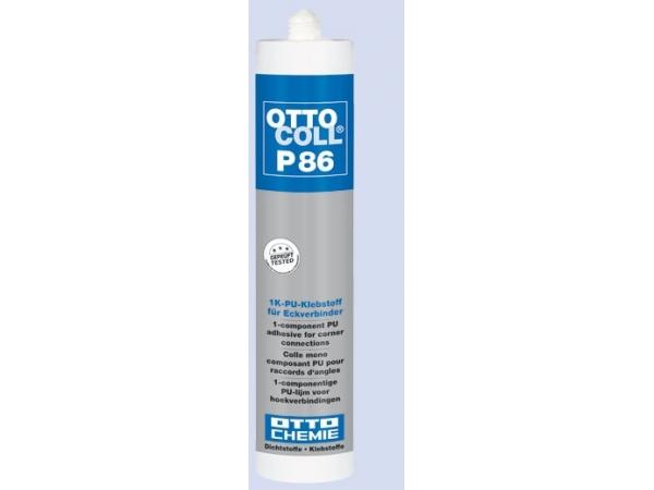 P86 OTTOCOLL быстроотвердевающий монтажный клей для металла