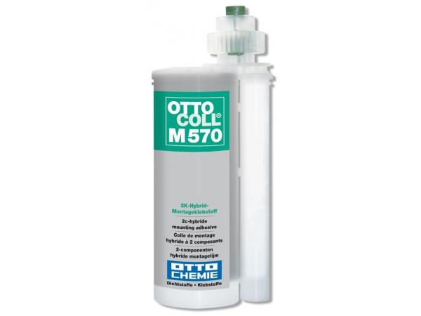 M570 OTTOCOLL клей на основе силановых полимеров для монтажных работ