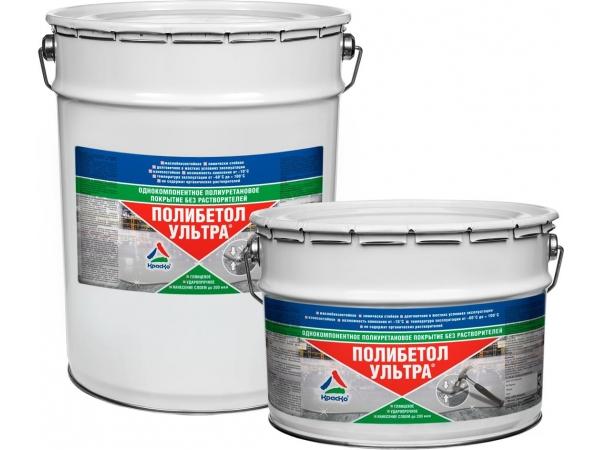 Полибетол-Ультра - полиуретановая краска для бетонных полов