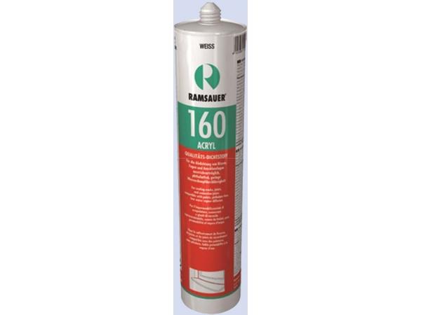 RAMSAUER 160 ACRYL PREMIUM Пластичный акрилатный герметик