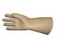 Перчатки диэлектрические безшовные (до 1000 в)