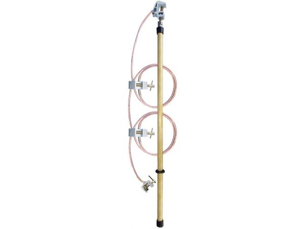 Заземление переносное подстанционное ЗПП-220-3/1-25 до 220 квт