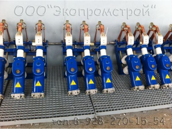 Продам выключатели ВМГ-10 630А ВМГ-10-630-20