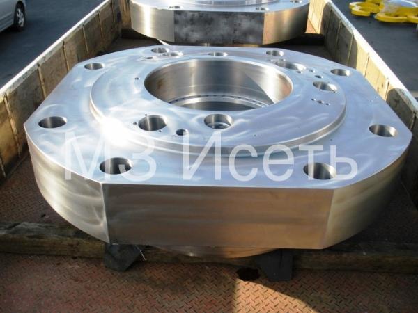 литье металлов, отливки из стали