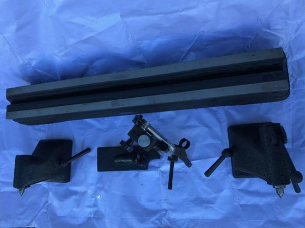 Прибор для проверки изделий на биение в центрах Модель ПБМ-500, ПБ-500