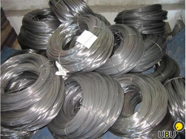 Проволока пружинная стальная углеродистая по ГОСТ 9389-75