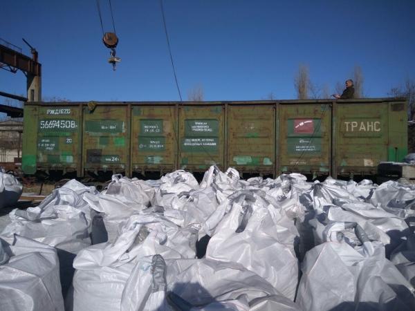 Перевалка жд-авто грузов, Владикавказ, Алагир для Грузии и Армении