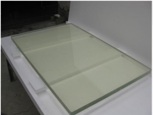 Стекло рентгенозащитное СРЗ-3 экв.Pb=2,0 мм (1200 х 1000 х 12 мм)