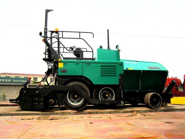 89 500$ Асфальтоукладчик колесный XCMG RP452L