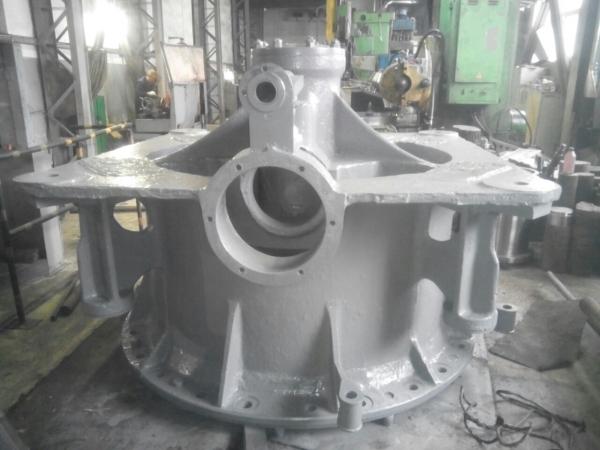 Станина, корпус станины, дробилка в сборе КМД, КСД-1200, производство