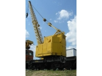 Кран железнодорожный КЖС-16, 16 тонн