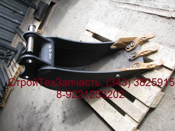 Ковш узкий для экскаватора погрузчика шириной 300 350 400 мм