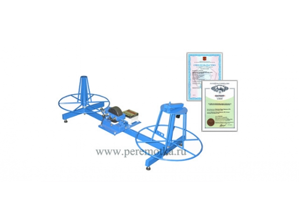 Станки для перемотки кабеля и измерители длины кабеля