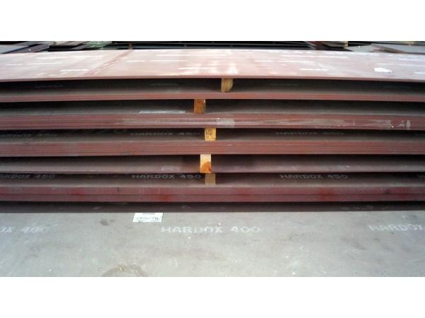 Высокопрочные износостойкие стальные листы: Magstrong Магстронг