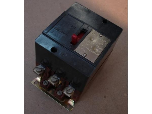 Автоматические выключатели АЕ2033,2043,2036,2046,2043,2056,2063,2066