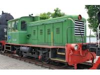 Обточка колесных пар маневровых тепловозов (локомотивов)
