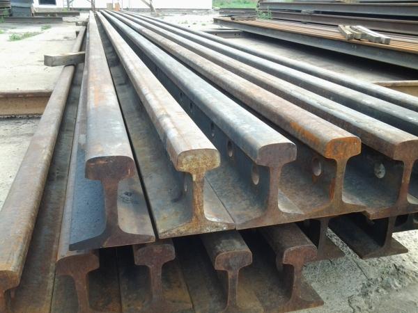 Рельсы Р50 б/у, 1 группа износа - 38000 руб/тн.