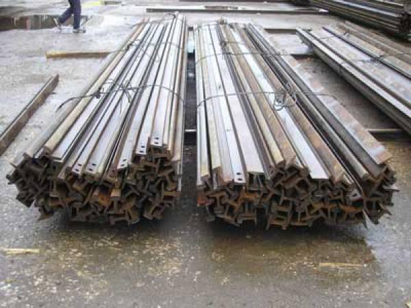 Рельсы Р18 б/у, 1 группа износа - 66000 руб/тн.