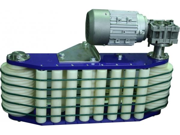 Обкаточный транспортер ковшовый транспортер для навоза