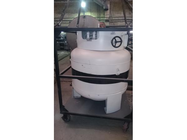 Хранение и выдача газа для сварки-выгодно: ЦТК-0,5 (кислород/аргон)