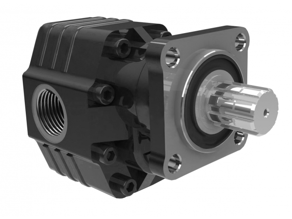 Гидронасос шестеренный 63 SHN63 ISO