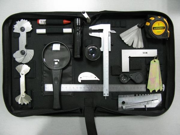 Комплект ВИК для визуального измерительного контроля