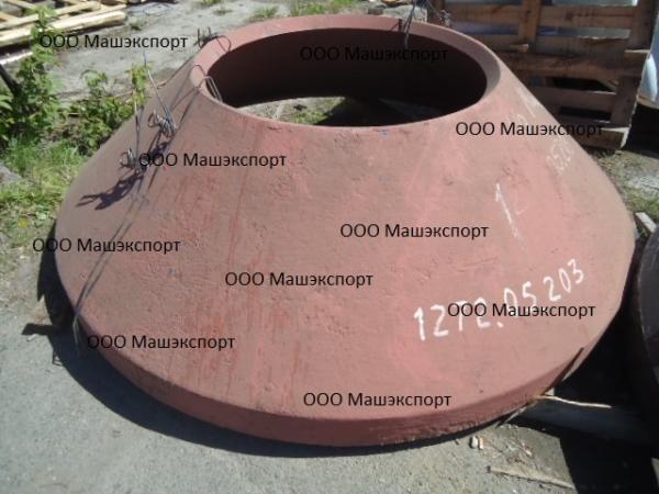 Броня подвижная 1272.05.203 КСД-2200