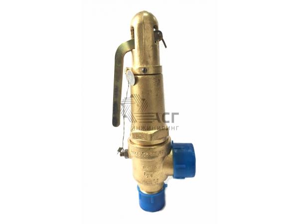 Предохранительный клапан типа 17Б5БК