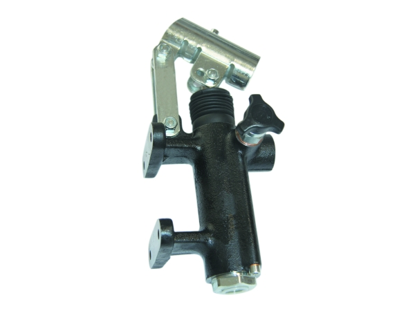 Насос ручной 20см3 HP-20S/РМ-20Р (на лапах, с вентилем, с рукояткой)