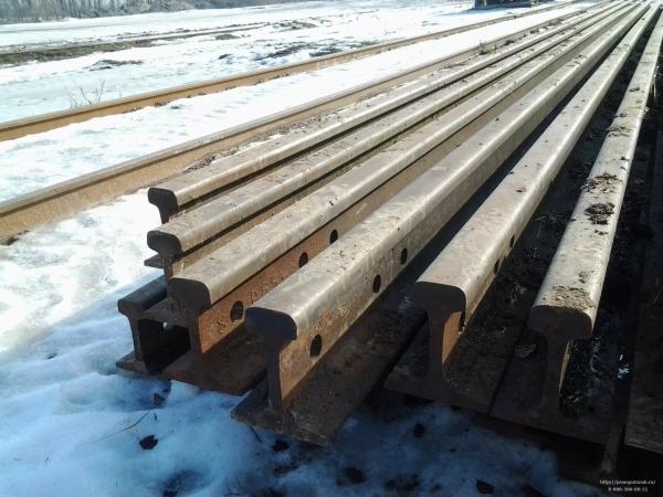 Рельсы Р65, без износа - 58000 руб/тн.