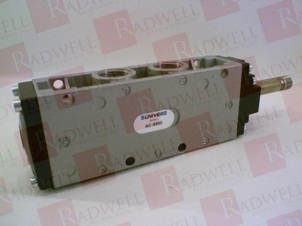 Пневмоклапан UNIVER AC-9500