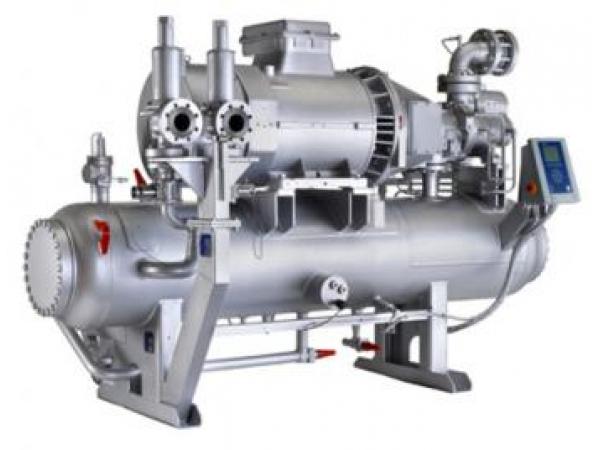 Винтовые компрессорные агрегаты высокого давления Sabroe