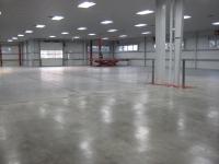 Промышленные бетонные и полимерные полы для производства