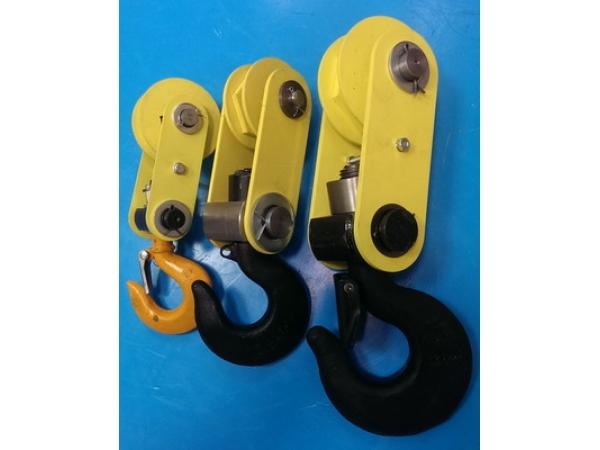 Крюковые подвески для ручных талей